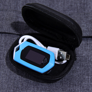Image 5 - BOXYM רפואי נטענת אצבע דופק Oximeter דיגיטלי Oximetro דה Dedo SpO2 יחסי ציבור OLED CE Pulsioximetro קצב לב צג