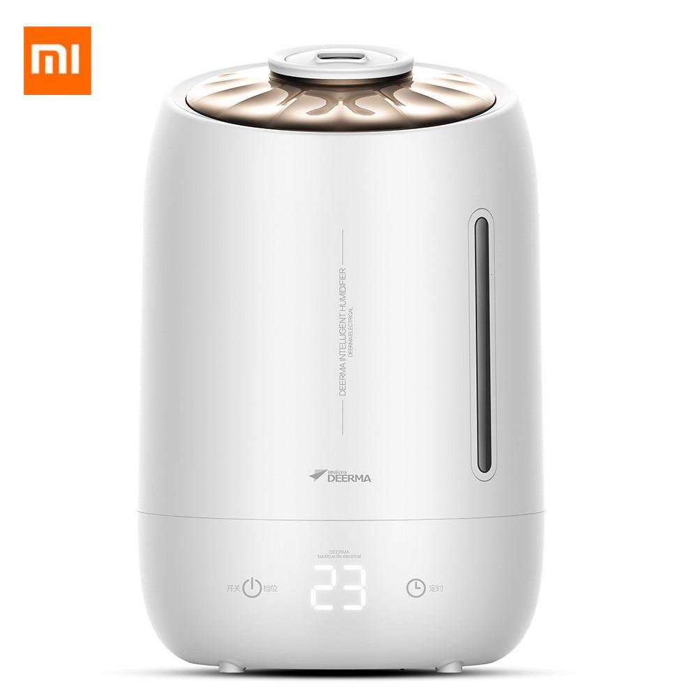 Xiaomi Deerma Air Humidifier Household Ultrasonic Diffuser Deerma Humidifier Aromatherapy Humificador For Office Home