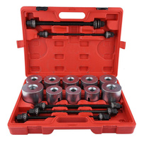 Universal Press And Pull Sleeve Kit, Bush Bearing Removal Insertion Tool Set