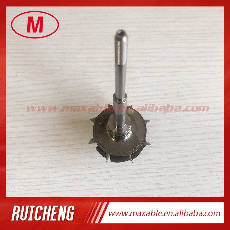RHF5 IS20 обратный 06K145702T, 06K-145-702-T, 06K145702R, 06K-145-702-R, 06K145722G колесо турбины и вал