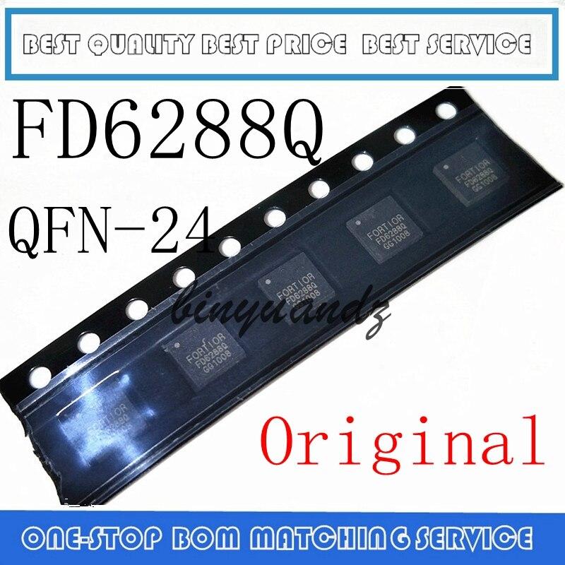 10PCS-50PCS  FD6288 FD6288Q QFN-24 250V 100%New Original