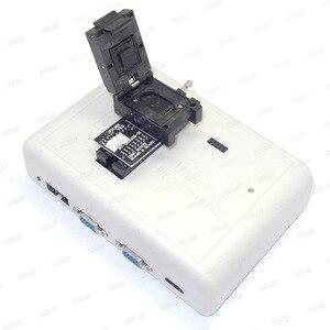 Image 2 - RT BGA169 01 V2.3 EMMC مقعد EMCP153 EMCP169 المقبس ل RT809H مبرمج 11.5*13 مللي متر إضافة أكثر 3 قطعة مصفوفة