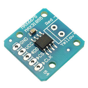 Image 3 - MAX31855 MAX6675 SPI K Thermocouple Temperature Sensor Module Board