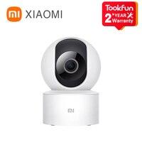 Versione globale Mi telecamera a 360 ° IP 1080p CCTV sicurezza WiFi sorveglianza Wireless visione notturna Baby Monitor Pet Smart Home Videcam