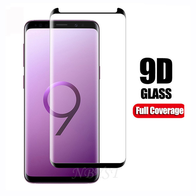 Verre trempé à couverture complète pour Samsung Galaxy S20 Plus A51 A71 Note 10 Lite protecteur décran en verre pour Galaxy S10 Lite S10E verre