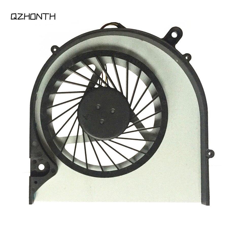 CPU & GPU Cooling Fan for EVGA SC15 Gaming Laptop (3)