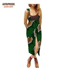 african skirt A1827003 mid-calf