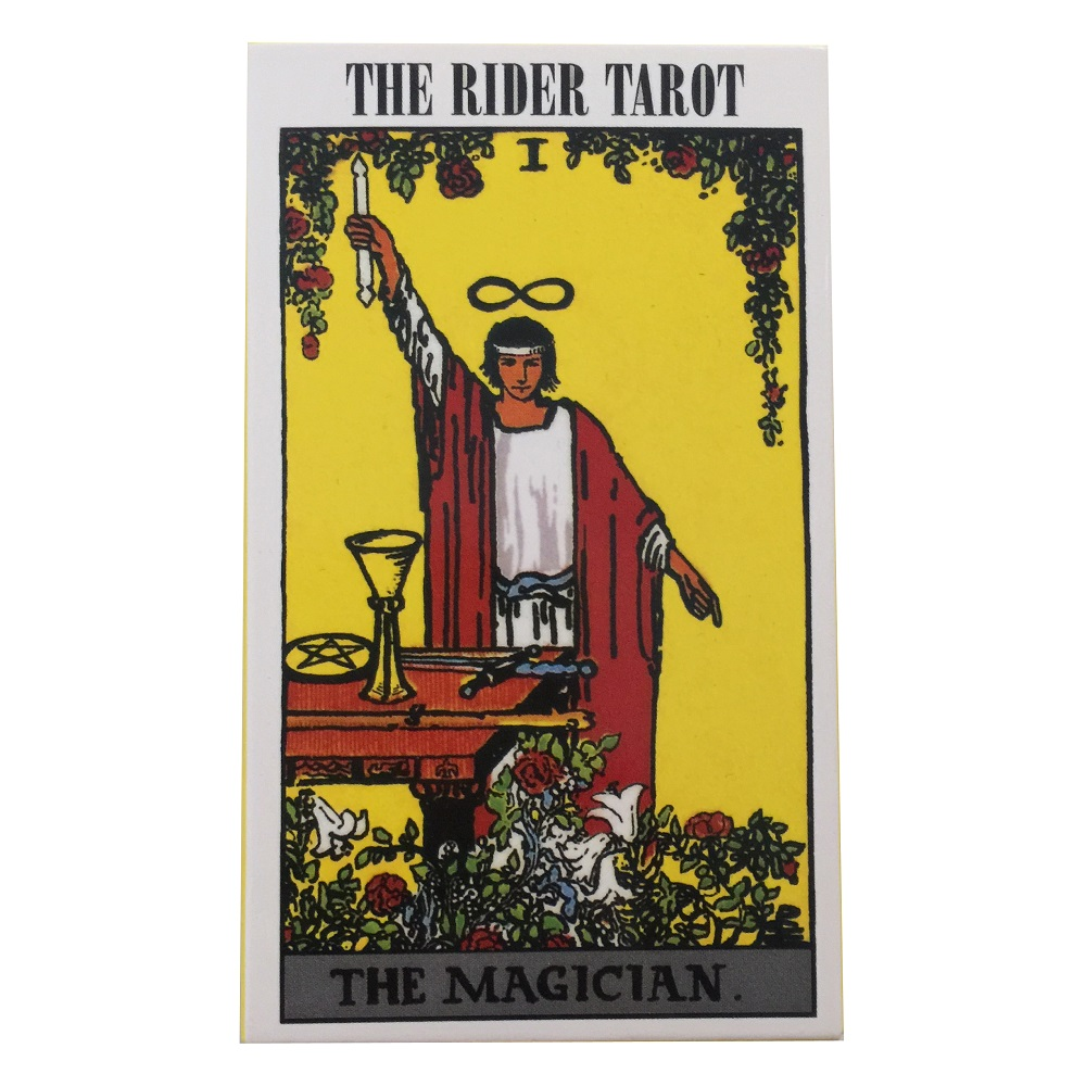 Oracle Rider Waite Tarot Cards oracle cards Tarot l Oracle Card Board Deck Games Palying Cards For Party Game