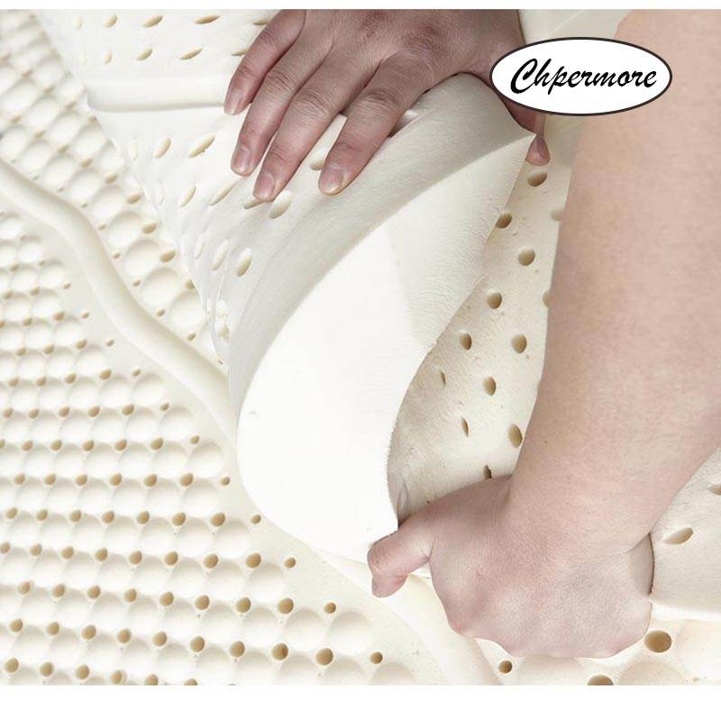 Tatami-Mattress Latex Inner-Cover Chpermore 100%Natural with White Slow-Rebound Mode