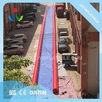 Outdoor Inflatable Water slip N slide Inflatable water Slide on Backyard
