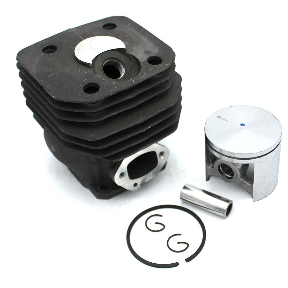 Cylinder Piston Kit 48mm For Husqvarna 261 261 EPA 262 262XP 262XPH Chainsaw PN 503907971 503541171 503541172