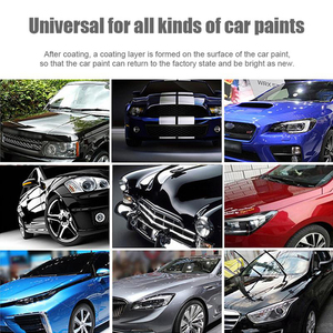 Image 5 - Spray Ceramic Car Coating Sealant Repellent Nano Glass Polishing Plated Crystal Liquid Hydrophobic Coating Paint Care Coating