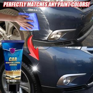 60ml Magic Car Scratches Repair Polishing Wax Anti Scratch Cream Car Auto Paint Pen Coat Scratch Clear Repair Cream Paint Care