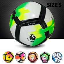 Professional Match Training Football PU Size 5 Adult Premier Sports Outdoor Beach Sports Soccer Ball Futbol Bola Official Size