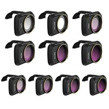 Filtr obiektywu kamery filtr o neutralnej gęstości dla DJI Mavic Mini Drone CPL ND ND/PL dron z kamerą akcesoria