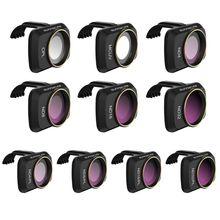 Filtre de densité neutre de filtre dobjectif de caméra pour DJI Mavic Mini Drone CPL ND ND/PL accessoires de caméra de Drone