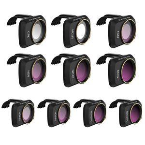 Image 1 - Filtro Obiettivo della fotocamera Filtro a Densità Neutra per DJI Mavic Mini Drone CPL ND ND/PL Drone Accessori Della Fotocamera
