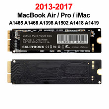 256GB 512GB 1TB SSD Solid State Drive For Macbook Air A1465 A1466 EMC2631 2632 2924 2925 iMac A1418 A1419 Upgrade SSD Capacity