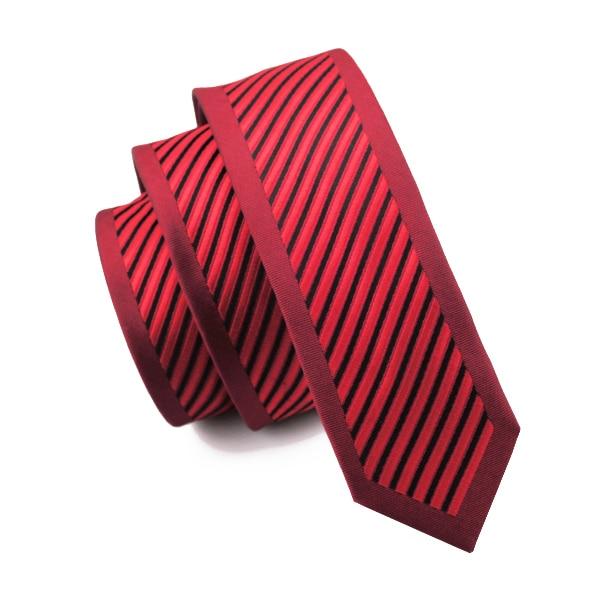 5,5 см Модный тонкий галстук золотого и оранжевого цветов, Шелковый жаккардовый галстук для мужчин, свадебные, вечерние, повседневные, Прямая поставка - Цвет: HH-247