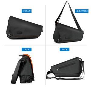 Image 5 - Tigernu Fashion RFID Chest Bag Water Resistant Sling Bag Male Travel Waterproof Crossbody Bags Satchel For Men back bag for boys