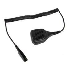 Mic-Microphone STP9000 Sepura Loudspeaker Portable for Motorola Walkie-Talkie Two-Way-Radio
