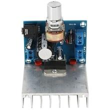 Scheda amplificatore TDA7377 2.0 doppio binario senza amplificatore di rumore modulo altoparlanti da scaffale 35W 35W scheda a doppio canale