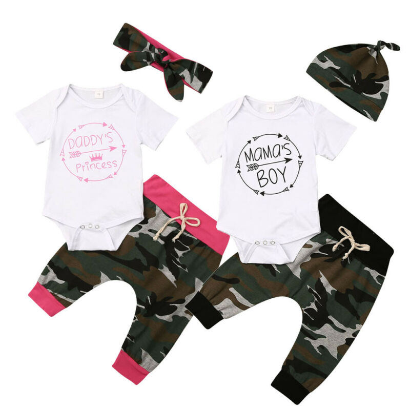 Aliven Baby Girls Clothes Anchor Tassel Tops+Navy Polka Dot Briefs 3pcs Outfits Set Bodysuit