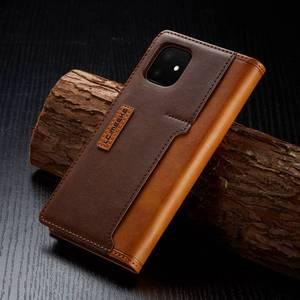 Image 3 - Book Case For iPhone 12 11 Pro Max 12 Mini Case Leaher Flip Case For iPhone X XS XR 12Pro 11Pro Max 6 6S 7 8 Plus SE 2020 Cover