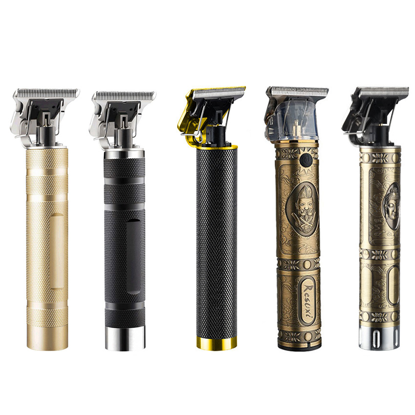 Professional Men Hair Trimmer Beard Electric Hair Clipper Barber Hair Clippers Men Beard Trimmer Rechargeable Electric Hairdress