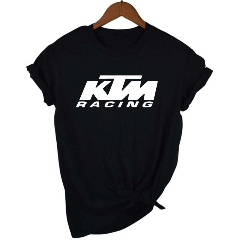KTM Ready To Race T-Shirt Biker Motorcycle Rider Mens Inspired Racing Bike Cycle T Shirt