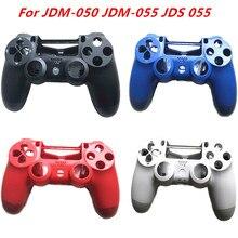 PS4 Pro JDM-055 controlador de espalda de plástico duro funda mate funda de carcasa para Playstation 4 pro JDM-055 JDS 055 JDS050 Gamepad