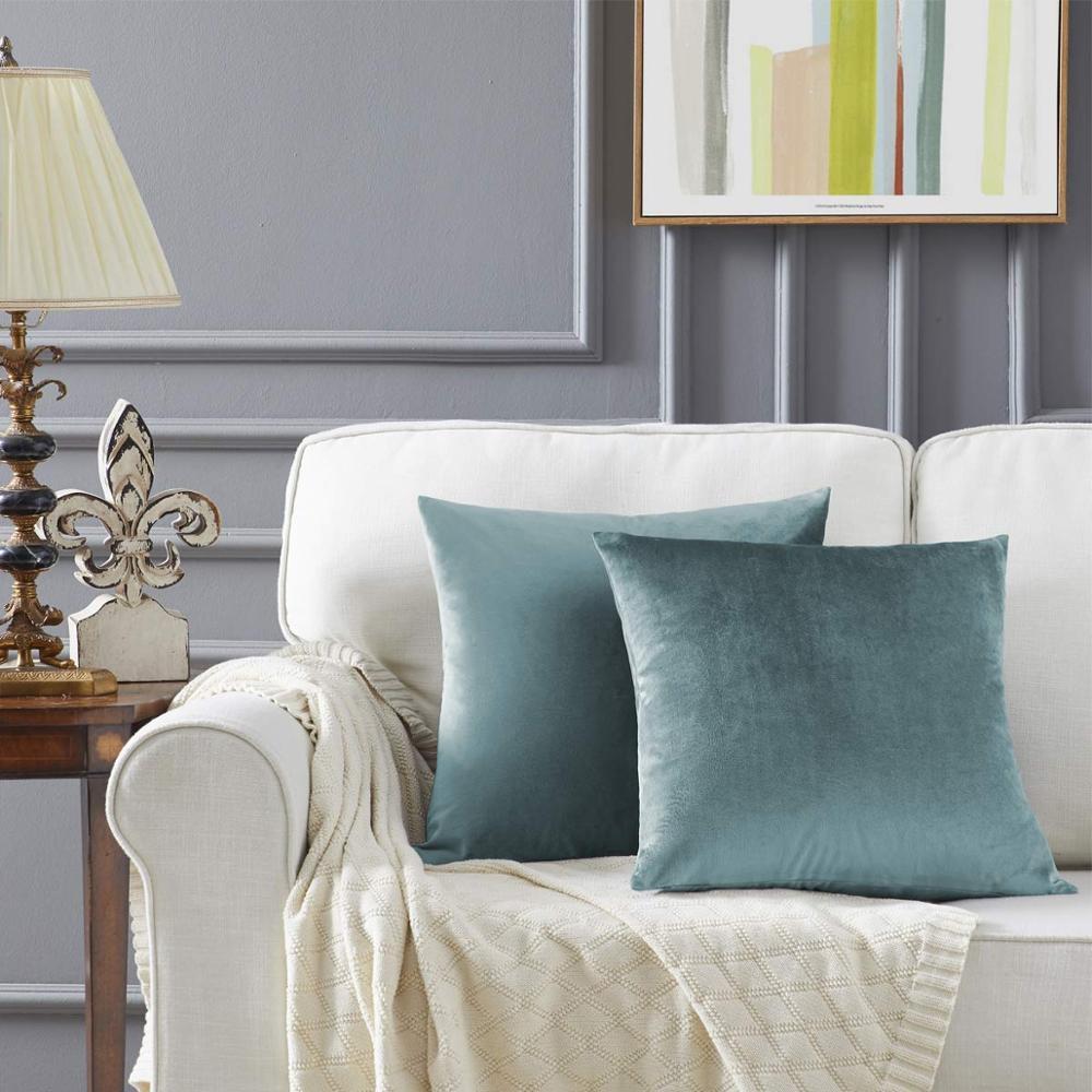 כריות בצבע שמפניה לסלון או חדר השינה 6