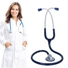 Cardiologie médicale médecin stéthoscope professionnel coeur médical stéthoscope infirmière étudiant équipement médical dispositif