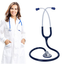 Medical Cardiology DoctorหูฟังProfessional Medical Heart Stethoscopeพยาบาลนักเรียนอุปกรณ์การแพทย์อุปกรณ์