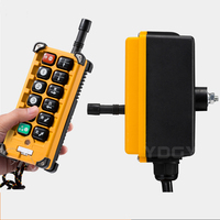 High Quality F23 BB 1 transmitter and 1 receiver, industry remote control for crane switch hoist switch