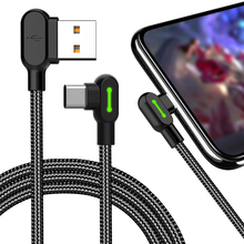 Cafele 3m USB Type C Fast Charging Cable Type-c Data Cord Android Charger USB-C Micro for Samsung S8 S9 Note 8