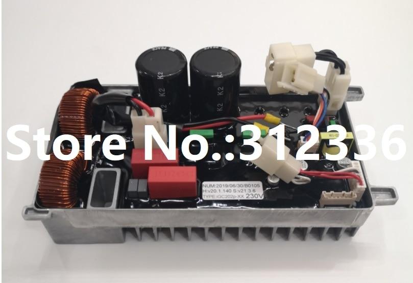 o transporte rapido ig2000 avr du20 230 v 50 hz inversor gerador de pecas sobresselentes terno