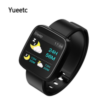 Buy B9 Bluetooth smart watch heart rate blood pressure blood oxygen health pedometer sports Fitness smart Bracelet band wristband directly from merchant!