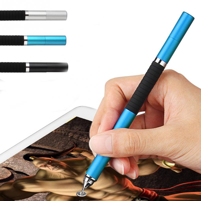 New Stylus Capacitance Touch Pen For Apple Android High Precision Touchscreen Ultra Thin Head Special Dual Touch Calligraphy Pen