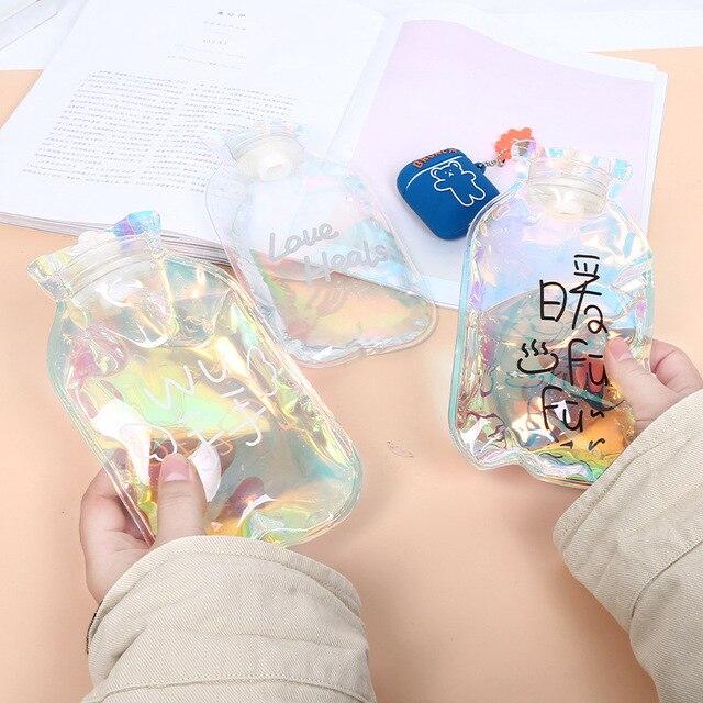 Фото грелка для рук с героями мультфильмов мини сумка горячей воды цена
