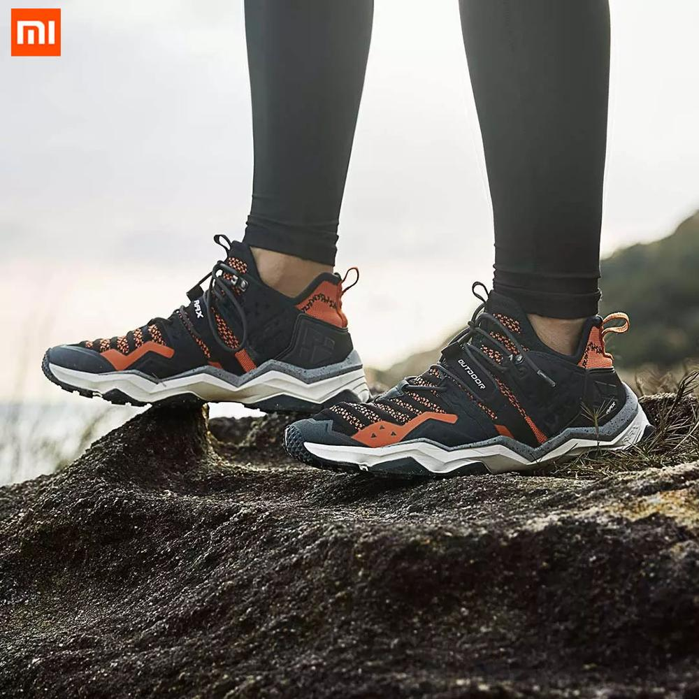 Xiaomi Mijia RAX Men Sneakers Sports Shoes High Elastic EVA Non slip Ultralight Bouncy Elastic Shoes Running Hiking Climbing|Smart Remote Control| - AliExpress