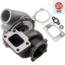 Gt35 gt3582 turbo t3 ar70/63 анти всплеск турбина компрессора