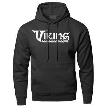 Vikings Hoodies Men Sweatshirts Son Of Odin Hooded Sweatshirt Sons Of VikingWinter Autumn Valhalla Athelstan Sportswear Mens 2