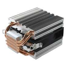 4 Heatpipe CPU Cooler Heat Sink for Intel LGA 1150 1151 1155 775 1156 AMD New(China)