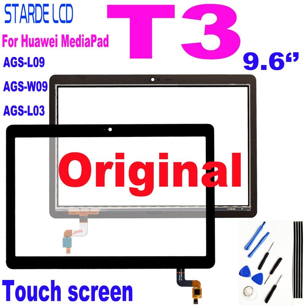 Оригинальный сенсорный экран диагональю 9,6 дюйма для Huawei MediaPad T3 10