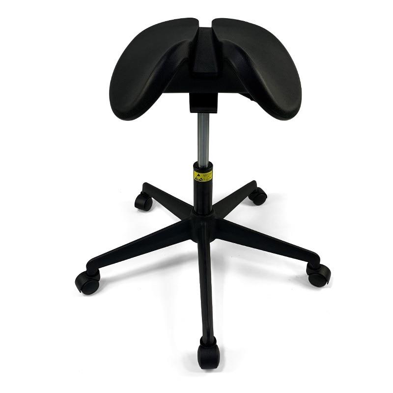 Анатомическое сиденье с раздельным сидением/Стоматологическое контурное сиденье из пенополиуретана/Наклон назад, регулируемая высота 50-70