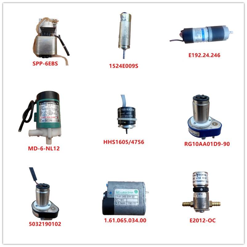 SPP-6EBS| 1524E009S| MD-6-NL12| HHS1605/4756| RG10AA01D9-90| 5032190102| 1.61.065.034.00| E2012-OC Used
