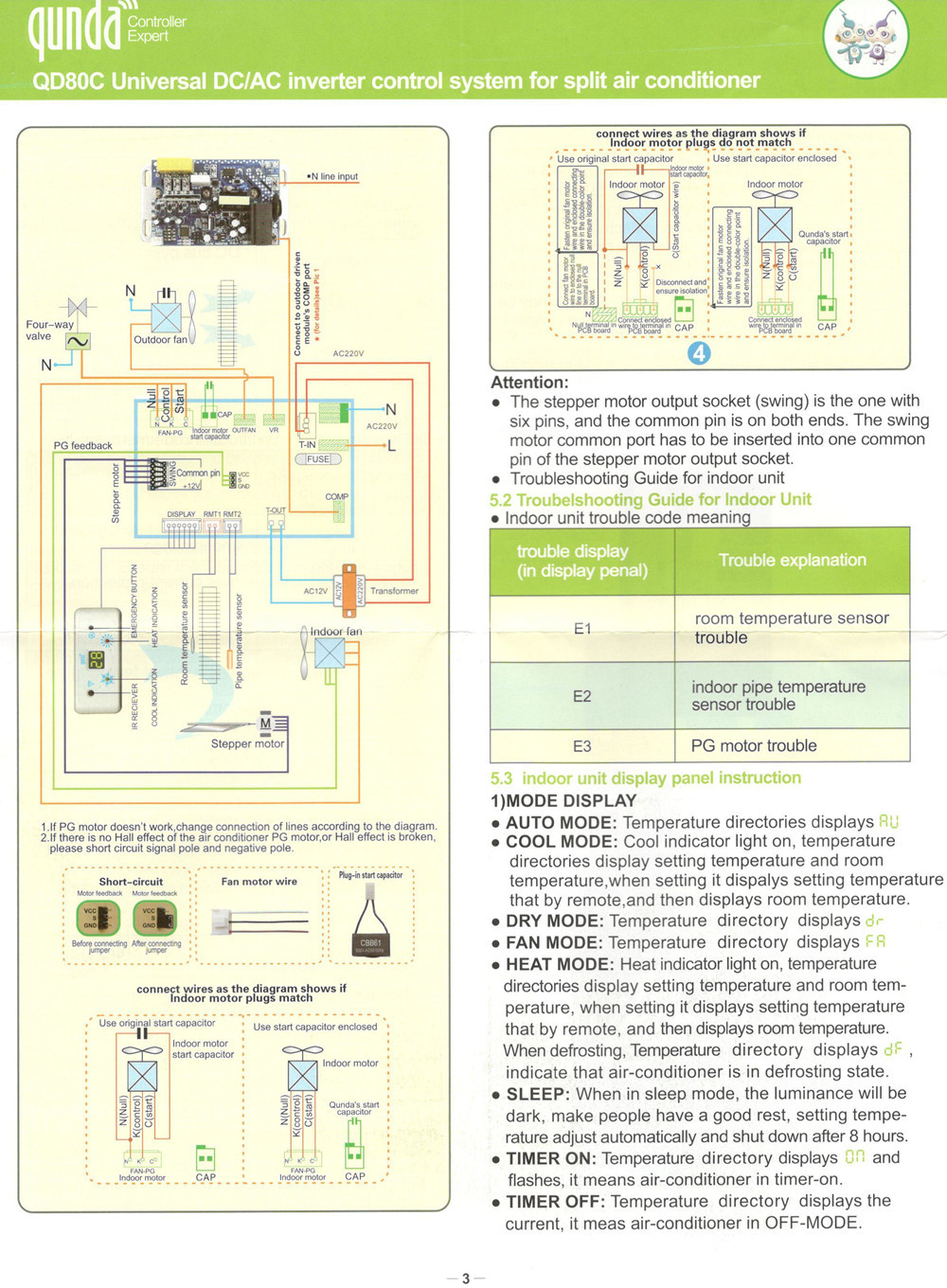 [SCHEMATICS_48ZD]  Universal DC/AC INVERTER A/C Control board FOR SPLIT Air Conditioner  conditioning Control System Remote and computer Board SAIA|universal a/c  control|remote control controllerremote control - AliExpress | Inverter Air Conditioner Wiring Diagram |  | www.aliexpress.com