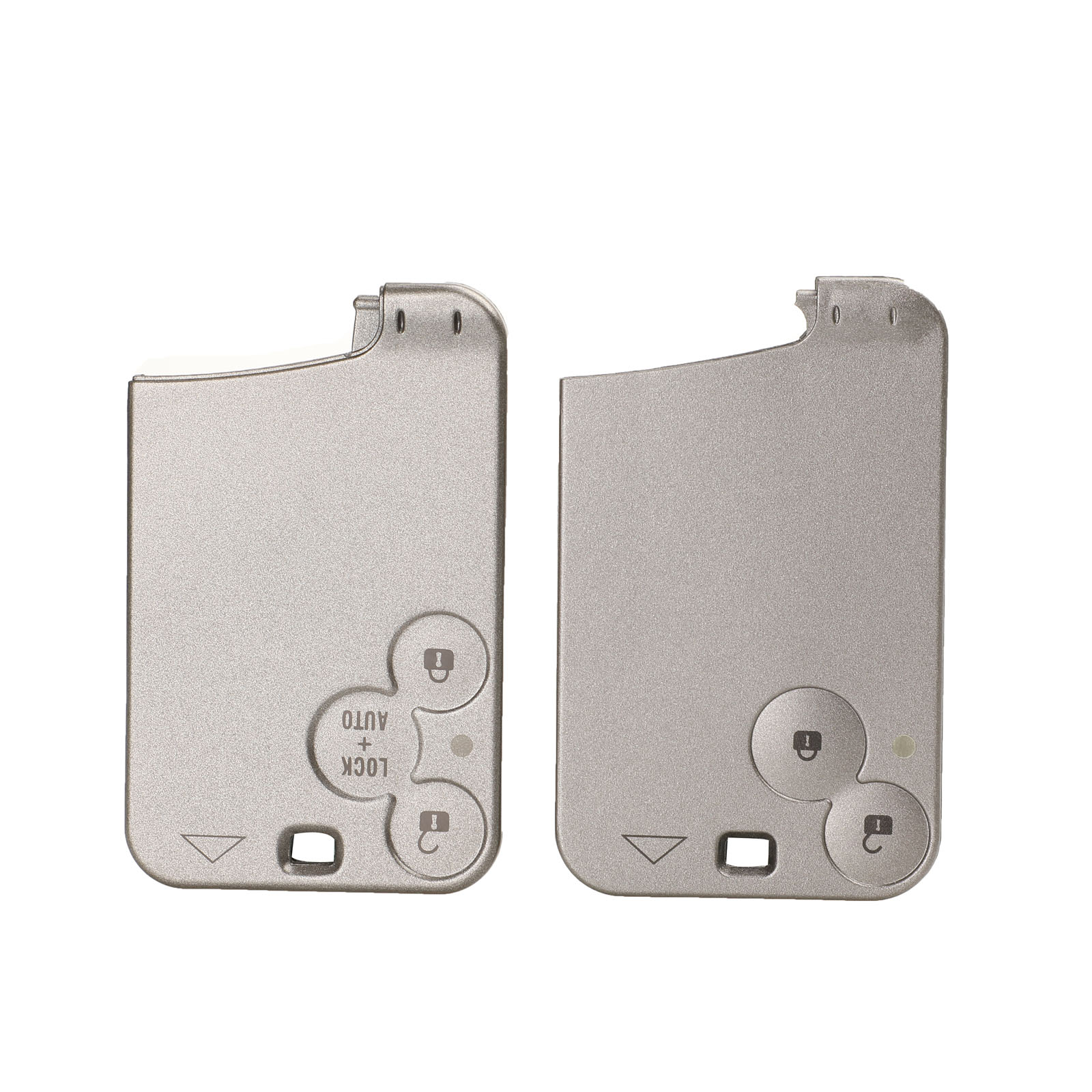 Jingyuqin Remote 2/3 Buttons Car Case Key Shell Cover For Renault Laguna Espace Smart Card Car Styling