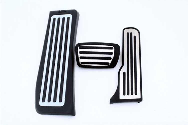 Pédale de Sport perforée Cadillac Atsl modifié accélérateur frein métal pédale fabricants vente directe